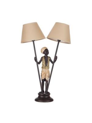 Лампа негър