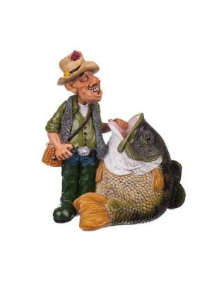 Касичка рибар и шаран