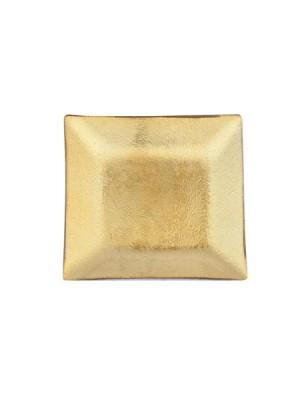 Стъклена подложка злато